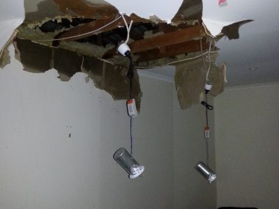 plaster board repairs townsville